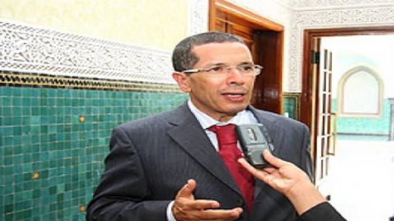 Moahmed Ameur, ambassadeur du Maroc en Belgique et au Grand Duché