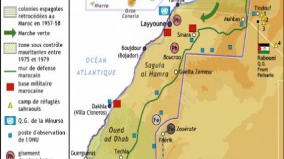 Sahara : Le Polisario veut exploiter les ressources minières des « territoires libérés »