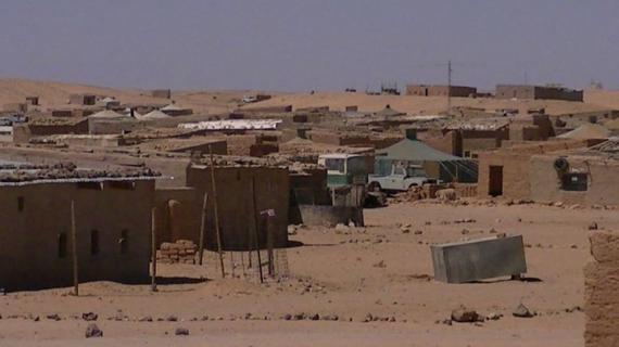 Vaste mouvement de protestation dans les camps de Tindouf