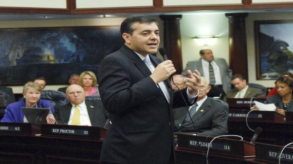 Congress member David Rivera