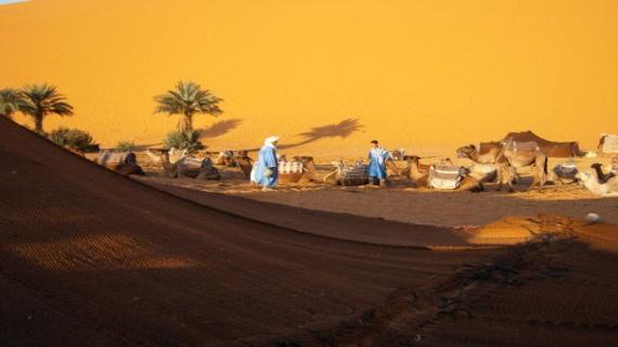 Moroccan sahara tourisme