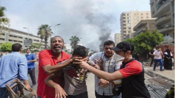 6 قتلى و30 جريحا فى اشتباكات بالجزائر