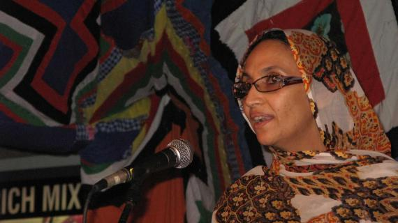 Aminatou Haïdar invitée au Parlement suédois le 15 octobre