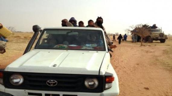 أزمة النقل تهدد العلاقة بين موريتانيا والبوليساريو