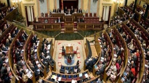 Spain Parliament