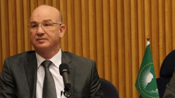 L'algérien Smail Chergui, président de la Commission paix et sécurité à l'Union africaine