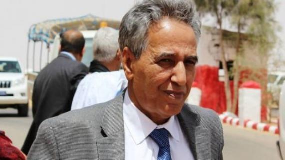 البخاري أحمد ممثل جبهة البوليساريو بالأمم المتحدة