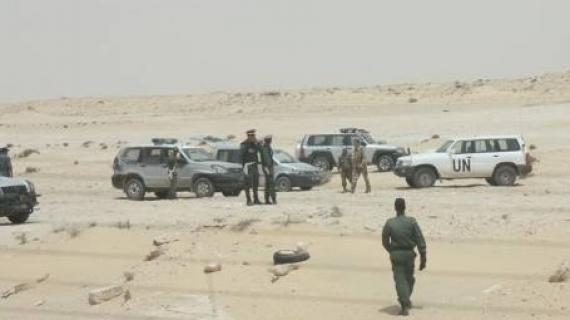 El Guerguerate : Le Polisario veut interdire le passage des patrouilles de la MINURSOt