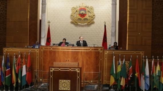 قرار شجاع..الملك يستعيد مقعد المغرب في الاتحاد الافريقي  Upa