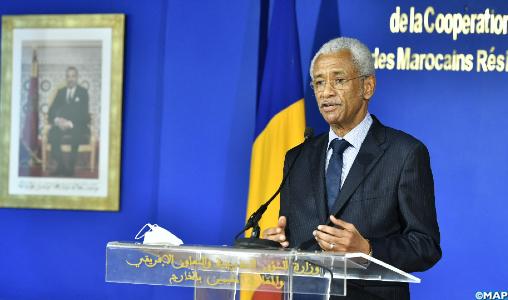 """Mise au point du MAE tchadien: """"N'Djaména n'a plus aucune relation avec la """"rasd"""" depuis 2006″"""