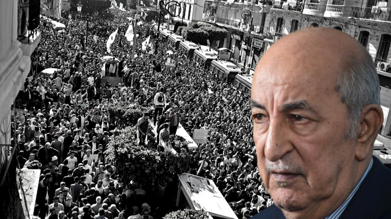 """L'Algérie... de l'""""errance politique"""" à la décadence morale"""