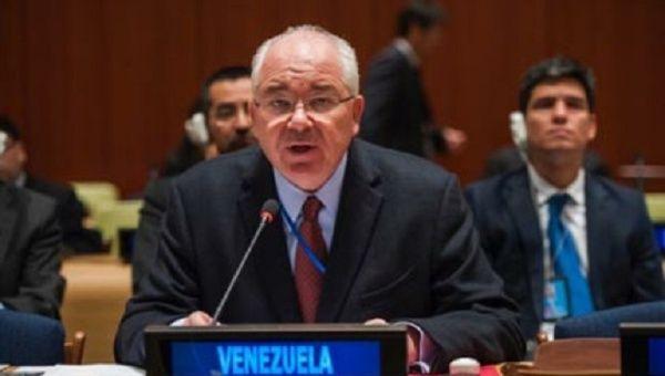 rafael ramirez venezuela