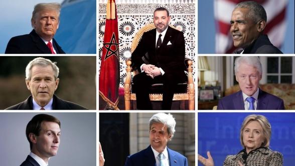 Reconnaissance américaine du Sahara: le couronnement d'une alliance séculaire